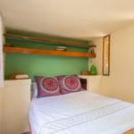 La Camita bedroom at Finca Malinche, Nicaragua