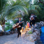 Finca Malinche throws a full moon party
