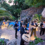 Finca Malinche throws a full moon party complete with Mariachi